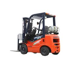 Heli Forklifts1 1 - HELI 2.5t LPG Forklifts