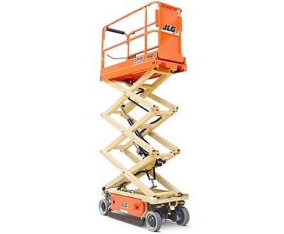 JLG190ES Battery Scissor Lift 400x330 - JLG 1930ES | Battery Scissor Lift