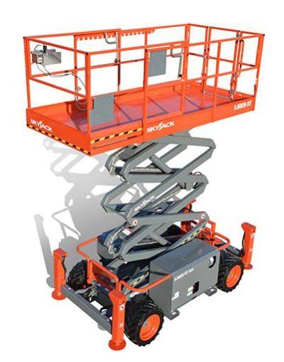 Skyjack 6832 RT 400x509 - Skyjack 6832 RT | Diesel Rough Terrain Scissor Lift
